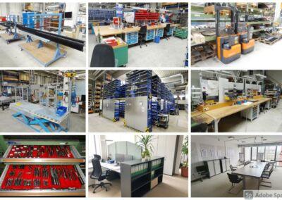 nicht übertragener Vermögenswerte der Baldwin Technology GmbH